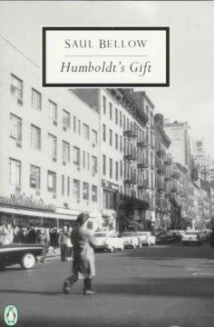 Humboldt's gift / Saul Bellow