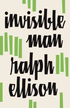 Invisible man / Ralph Ellison