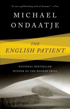 The English patient : a novel / by Michael Ondaatje