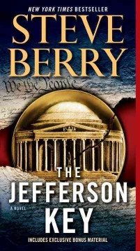 The Jefferson key : a novel / Steve Berry