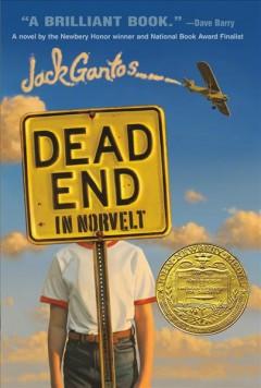 Dead End in Norvelt cover