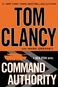 Command authority / Tom Clancy with Mark Greaney