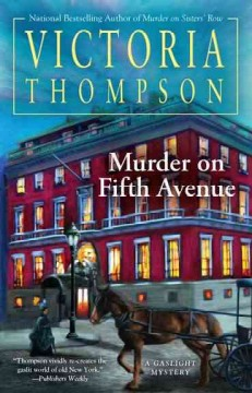 Murder on Fifth Avenue / Victoria Thompson