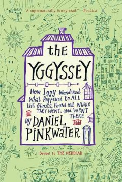 the yggyssey cover