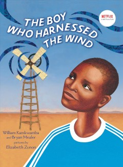 boy who harnessed the wind cover