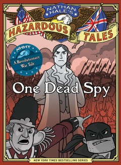 one dead spy cover