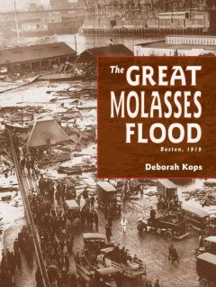 great molasses flood cover